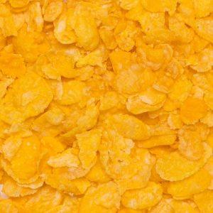 Cornflakes naturliga utan salt