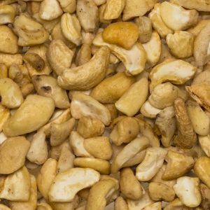 Cashewnötter bitar