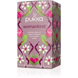 Te Pukka Womankind 20 påsar