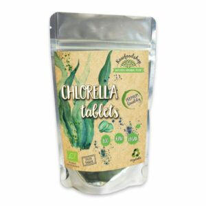Chlorella tabletter 100 g
